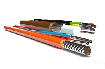 UL certified wires, cables and coaxials